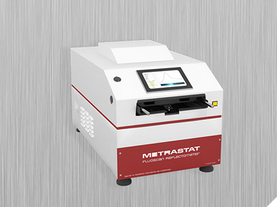 Metrastat Fluoscan Reflectometer